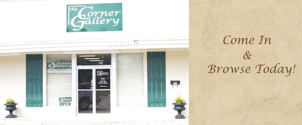 Welcome to The Corner Gallery